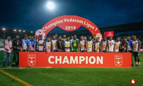 Calendrier National 2020 2019.Vodacom Ligue 2019 2020 Calendrier Devoile Le Championnat